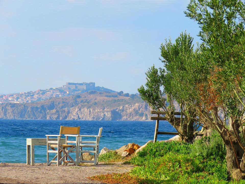 Den græske ø Lesbos